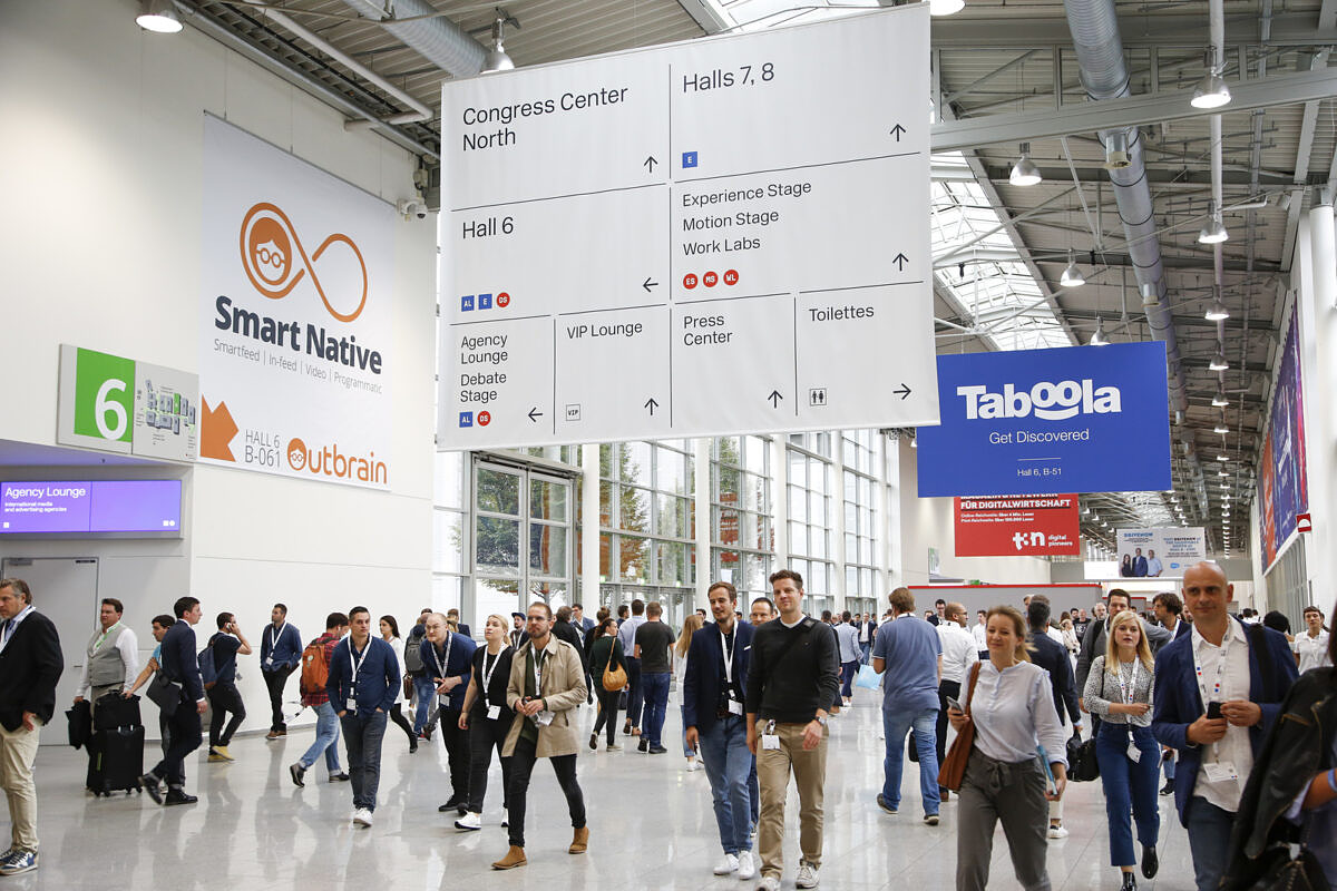 8 Good To Knows For Your Dmexco Visit Dmexco